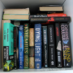 mystery and thriller books