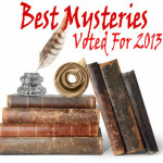 best mysteries for 2013